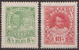 Russia 1927 Mi 315-316 MNH OG ** - 1923-1991 URSS