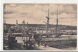 CPA- ROTHESAY- Le Port-Royaume-Uni- 2scans - Autres