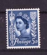 Grande Bretagne - Great Britain - Großbritannien 1968-71 Y&T N°537 - Michel N°(?) *** - 5p Reine Elisabeth II Jersey - 1952-.... (Elizabeth II)