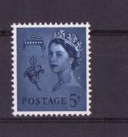 Grande Bretagne - Great Britain - Großbritannien 1968-71 Y&T N°536 - Michel N°(?) *** - 5p Reine Elisabeth II Guernesey - 1952-.... (Elizabeth II)