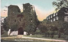 BERRY POMEROY CASTLE - England