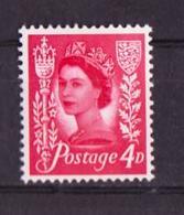 Grande Bretagne - Great Britain - Großbritannien 1968-71 Y&T N°531 - Michel N°(?) *** - 4p Reine Elisabeth II Jersey - 1952-.... (Elizabeth II)