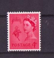 Grande Bretagne - Great Britain - Großbritannien 1968-71 Y&T N°530 - Michel N°(?) *** - 4p Reine Elisabeth II Guernesey - 1952-.... (Elizabeth II)