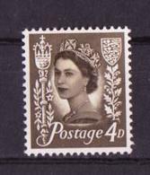 Grande Bretagne - Great Britain - Großbritannien 1968-71 Y&T N°525 - Michel N°(?) *** - 4p Reine Elisabeth II Jersey - 1952-.... (Elizabeth II)
