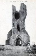 62 - Meurchin Eglise Detruite En 1918 ( Rare Et Unique Sur Delcampe ) - Autres Communes