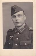 AK Foto Deutscher Soldat - 2. WK (39276) - Weltkrieg 1939-45