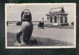 CP (Asie) Viet-Nam - Phnom-Penh  -  Petite Pagode Cambodgienne - Carte Photo - Vietnam