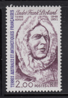 FSAT TAAF 1985 MNH Sc #117 2fr Andre-Frank Liotard Explorer - Terres Australes Et Antarctiques Françaises (TAAF)