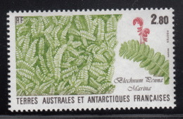 FSAT TAAF 1989 MNH Sc #145 2.80fr Blechnum Penna Marina Fern - Terres Australes Et Antarctiques Françaises (TAAF)