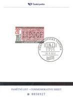 PLZ 23 Czech Republic Lidice Stamp Exhibition 2012 - WW2