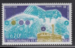 FSAT TAAF 1979 MNH Sc #C50 70c Geophysical Laboratory - Poste Aérienne