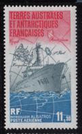 FSAT TAAF 1984 MNH Sc #C83 11.30fr Albatross Patrol Boat - Poste Aérienne