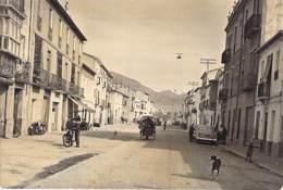 ** CARTE PHOTO / REAL PHOTO ** ESPANA Espagne ( Comunidad Valenciana ) ALICANTE - Format CPA - Spain Spanien Spange - Alicante