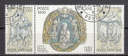 Vaticano - 1982 - Luca Della Robbia - Vatican