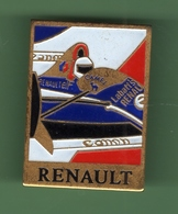 RENAULT F1 *** ELF-CANON-CAMEL *** 0061 - Automobile - F1