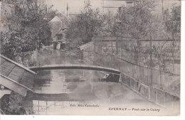 Épernay - Pont Sur Le Cubry - Epernay