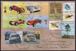 Argentina - 2009-  Lettre - Racing - Voitures De Course - Voitures De Course Classiques - Argentina