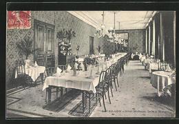 CPA Cavaillon, Hotel Moderne, Salle à Manger - Cavaillon