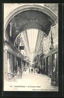 CPA Carpentras, Le Passage Boyer - Carpentras