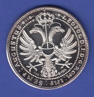 Silbermedaille August Von Der Embde, Gepr. 1974,  Ag1000 24,7g - Jetons & Médailles