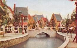 GAND - Exposition Internationale Et Universelle De 1913 - Vieilles Flandres - Gent