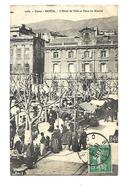 20  Bastia  Place  Du Marché 1910 - Bastia