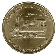 Monnaie De Paris 38.Chatte - Jardin Ferroviaire 1998 - Monnaie De Paris