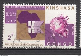 Congo, Textile, Coton, Cotton - Textile