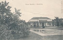 INDONESIA - Nieuw Merdika - Bandoeng, By G. Kolff & Co., # 07 4833, Circa 1910 - Indonesia
