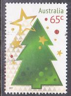 2017. AUSTRALIAN DECIMAL. Christmas. 65c. Tree.  FU. - 2010-... Elizabeth II