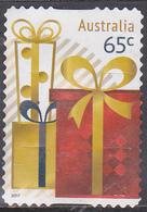 2017. AUSTRALIAN DECIMAL. Christmas. 65c. Gift . P&S. FU. - 2010-... Elizabeth II