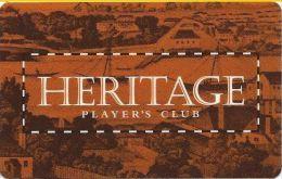 Oasis Rewards Club Australia Heritage Player's Club Card  .....[FSC]..... - Casino Cards