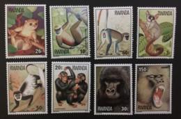 RWANDA - MNH** - 1978 - # 859/866 - Rwanda