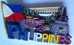 Jeepney  Rizal Monument - Tourisme