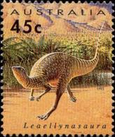 Australie Poste N** Yv:1328/1333 Animaux Préhistoriques (Thème) - Prehistory