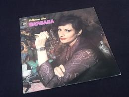 Vinyle 33 Tours  Barbara L' Album D' Or (1973) - Vinyles