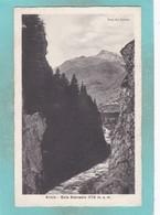 Small Post Card Of Airolo, Ticino, Switzerland,Q106. - TI Ticino