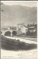 CHABLES - Villette 1905 (Valais) - VS Valais