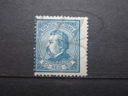 VEND TIMBRE DU PORTUGAL N° 53 , NEUF AVEC CHARNIERE !!! - 1862-1884 : D.Luiz I