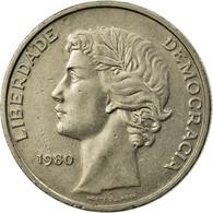 Monnaie, Portugal, 25 Escudos, 1980, TB+, Copper-nickel, KM:607a - Portugal