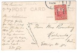 13740 - Pour L'Allemagne - Panama