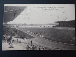 92  COLOMBES  Stade  Olympique  -  Vue  Générale  De  La  Piste - Colombes