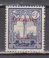 ALAOUITES        N°  YVERT  :   22    NEUF AVEC  CHARNIERES      ( Ch 1/11  ) - Alaouites (1923-1930)