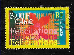 FRANCE 3308 Félicitations. - France
