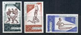 Cameroun 1968 Summer Olympics Mexico City MUH - Cameroon (1960-...)