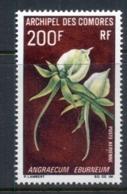 Comoro Is 1969 Flowers 200f MUH - Comoros