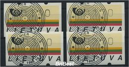 LITAUEN 1995 ATM Nr 1 S1 Gestempelt (79134) - Vignettes ATM - Frama