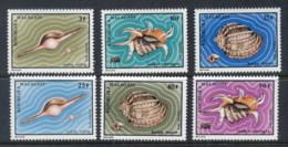 Madagascar 1973 Shells MUH - Madagascar (1960-...)
