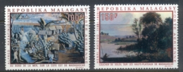 Madagascar 1969 Paintings MUH - Madagascar (1960-...)