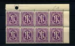 BIZONE 1945 Nr 15 Az Postfrisch (106078) - Zone Anglo-Américaine
